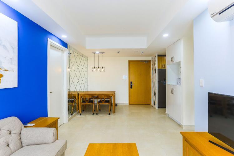 Tổng Quan Căn hộ Masteri Thảo Điền tầng trung, tháp T3, 2PN đầy đủ nội thất