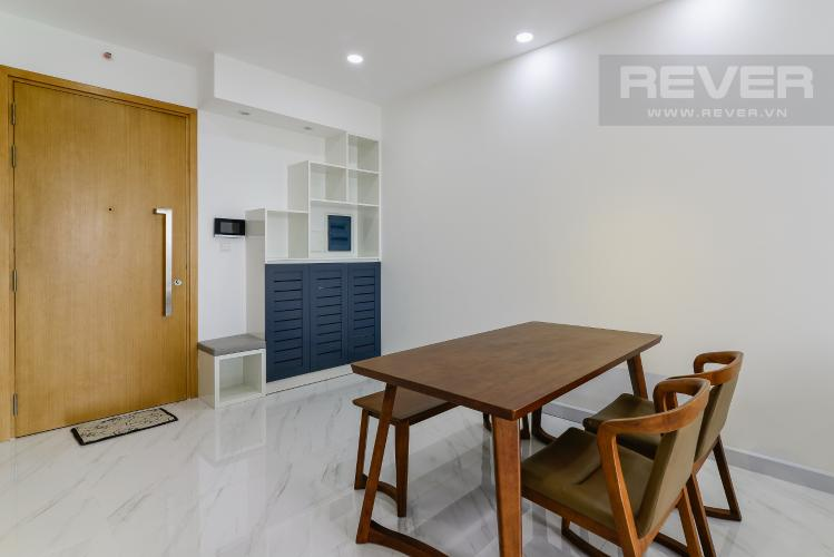 Phòng Ăn Căn hộ Vista Verde 2 phòng ngủ tầng cao T2 đầy đủ nội thất