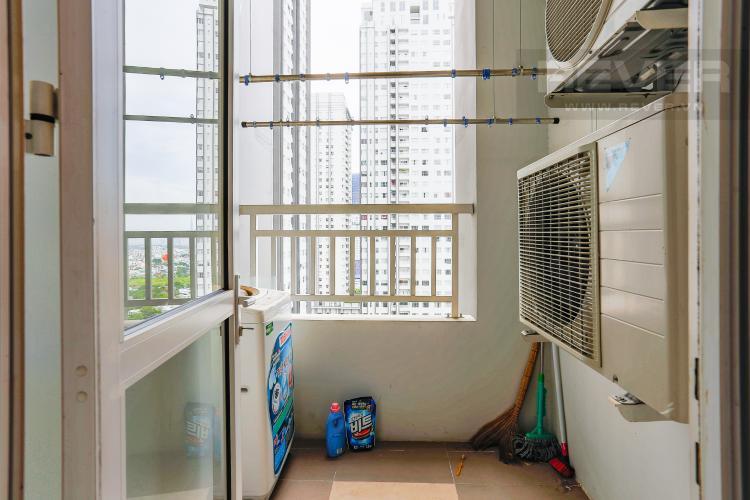 Phòng Giặt Và Lô Gia Căn hộ Sunrise City 2 phòng ngủ tầng trung W1 view hồ bơi