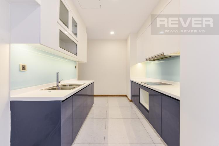 Bếp Bán căn hộ Vinhomes Central Park 3 phòng ngủ tầng cao view sông tháp Park 1 mới 100%
