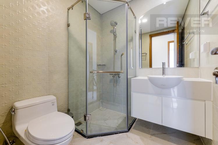 Phòng tắm 2 Căn hộ Vinhomes Central Park tầng cao, 3PN, đầy đủ nội thất