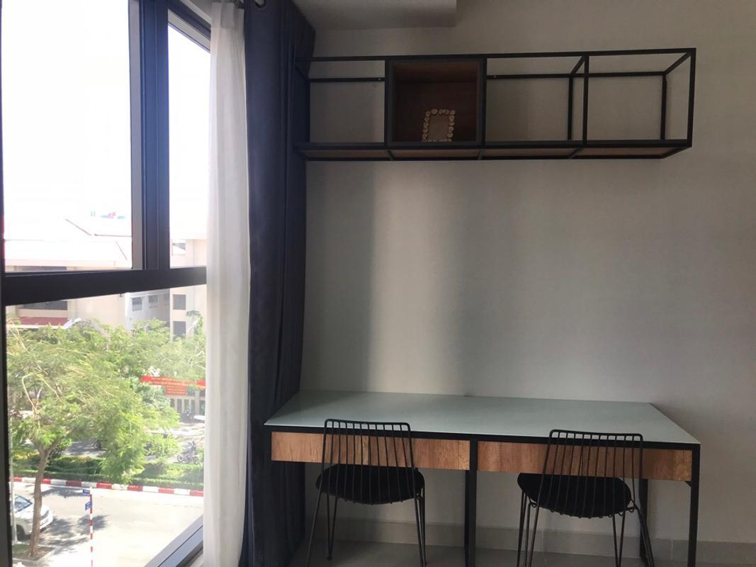 9a63477620bcc7e29ead Cho thuê căn hộ officetel Saigon Royal, tầng 4, tháp A, đầy đủ nội thất, hướng Đông Nam