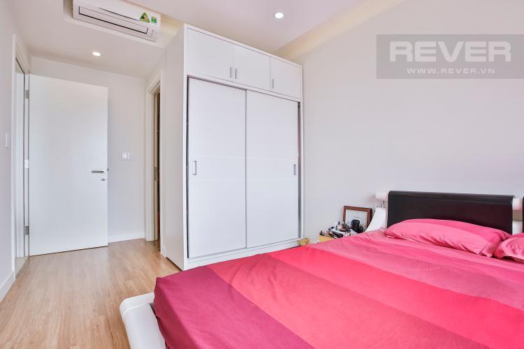 Phòng Ngủ 1 Căn hộ Masteri Thảo Điền tầng cao T5, 2 phòng ngủ, đầy đủ nội thất