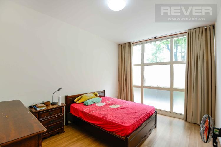 Phòng Ngủ 1 Bán hoặc cho thuê căn hộ sân vườn Estella Residence 3PN, có 2 cửa, diện tích 171m2, nội thất cơ bản