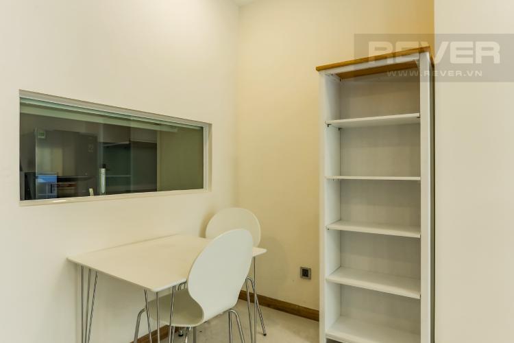 Phòng Ăn Căn hộ Vinhomes Central Park 2 phòng ngủ tầng cao P5 view sông