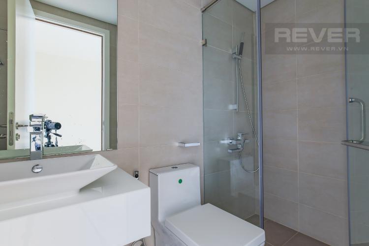 Phòng Tắm 1 Bán căn hộ Masteri Millennium tầng cao, view sông 2PN
