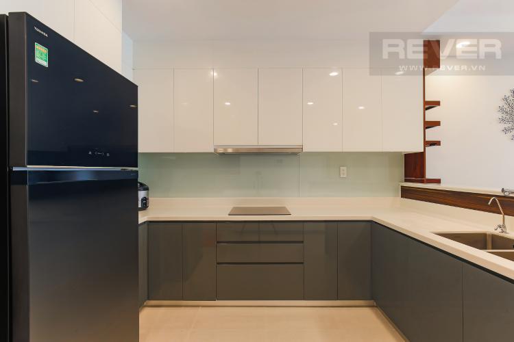 Phòng Bếp Cho thuê căn hộ The Gold View tầng cao, 2PN, view đẹp, đầy đủ nội thất