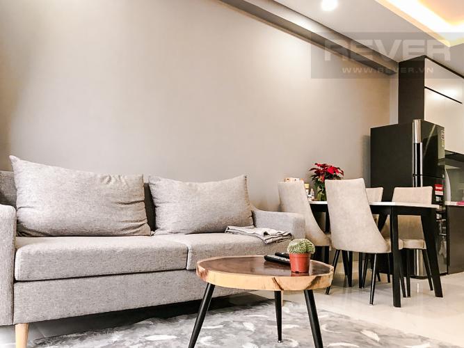 Phòng Khách Cho thuê căn hộ Sunrise Riverside 2PN, tầng cao, diện tích 70m2, đầy đủ nội thất