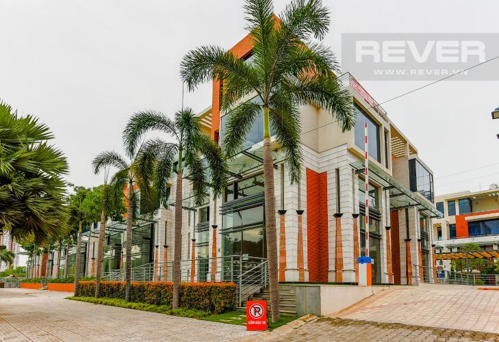 Mặt Tiền Chính Biệt thự 5 phòng ngủ đường Nguyễn Hữu Thọ khu Galleria Nhà Bè