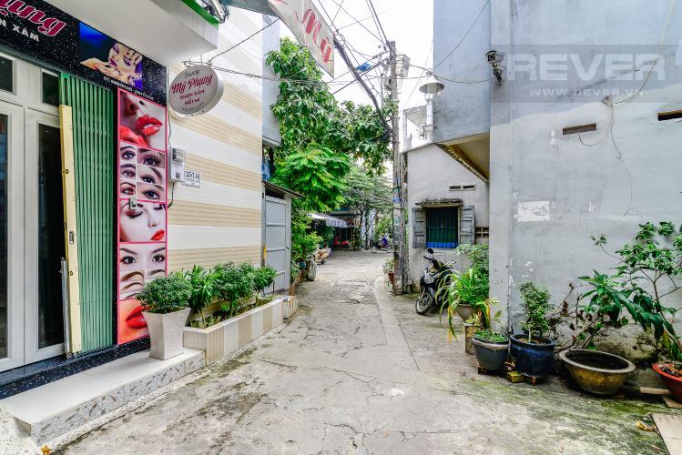Lộ Giới Bán nhà phố Nguyễn Duy sổ đỏ chính chủ, nội thất đầy đủ
