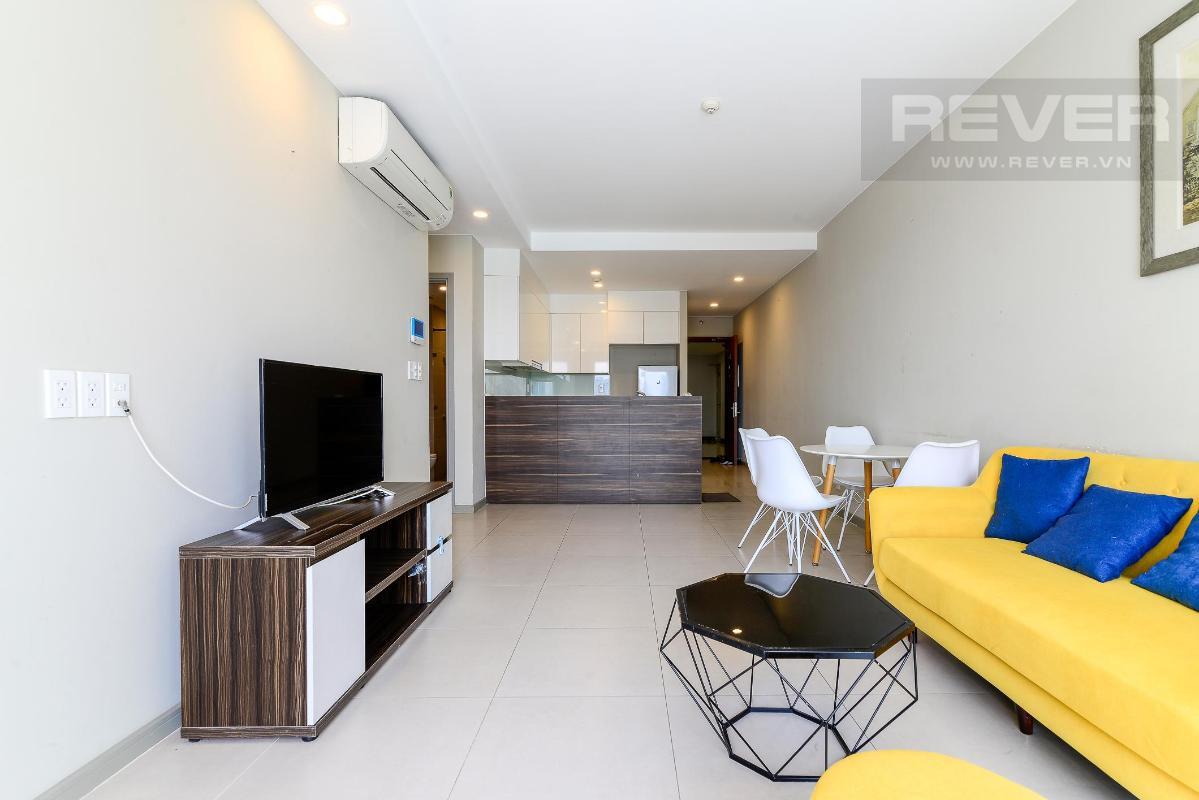 3 Bán hoặc cho thuê căn hộ The Gold View tầng trung, diện tích 80m2, đầy đủ nội thất, view thành phố