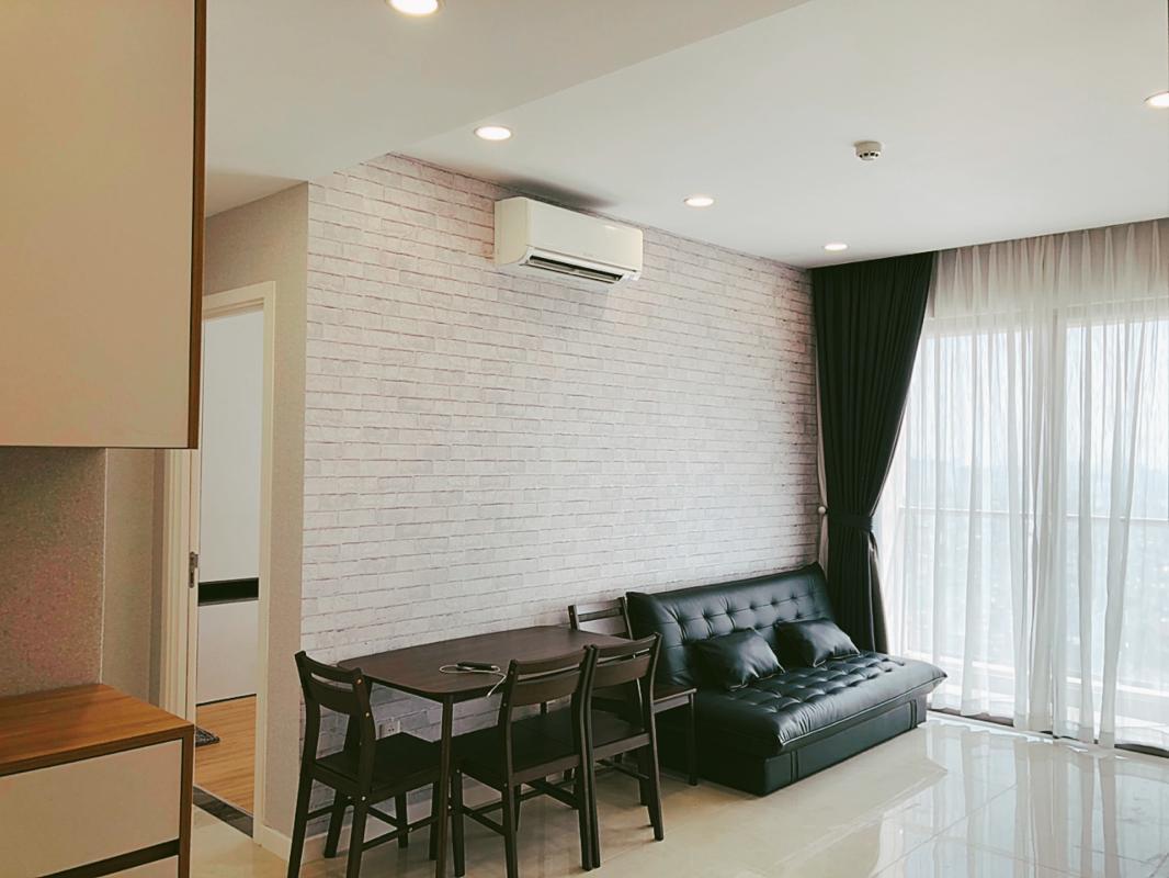 IMG_0801 Bán căn hộ Masteri Millennium 2 phòng ngủ, block B, diện tích 74m2, đầy đủ nội thất