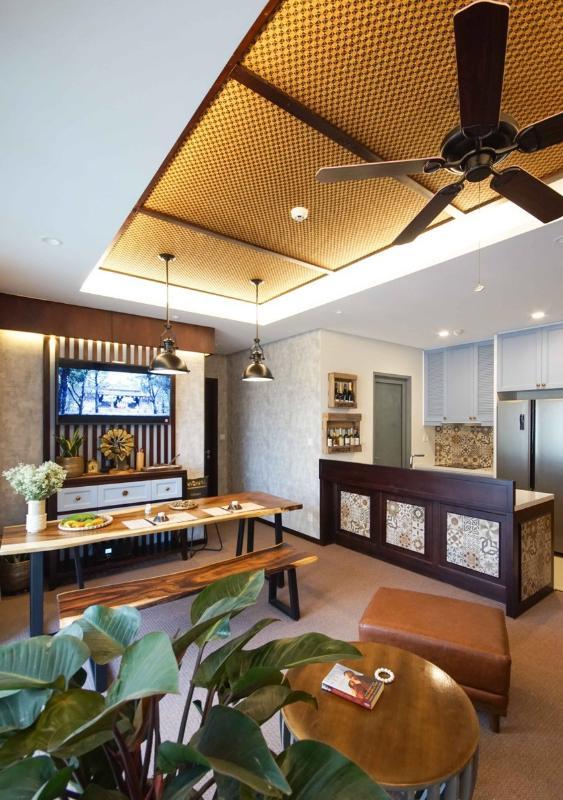BA2205 (33) Bán căn hộ Diamond Island - Đảo Kim Cương 2PN, tháp Bahamas, đầy đủ nội thất sang trọng, view hồ bơi
