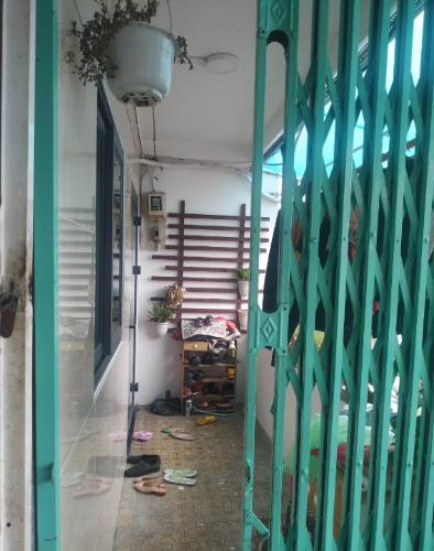 Ban công chung cư Bình Tiên, Quận 6 Căn hộ chung cư Bình Tiên hướng Đông Nam, 2 ban công rộng rãi.