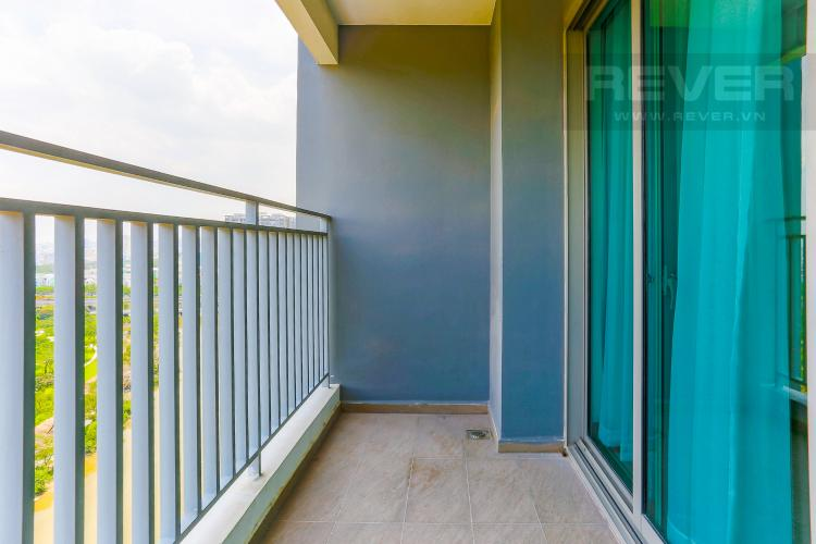Ban Công Căn hộ The View Riviera Point tầng thấp 4 phòng ngủ, full nội thất