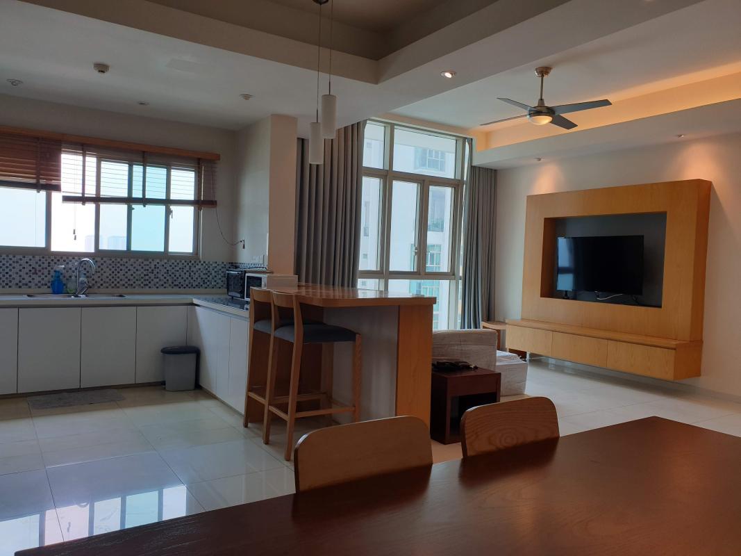 can-ho-the-vista-an-phu Cho thuê căn hộ The Vista An Phú 3PN, đầy đủ nội thất, view hồ bơi và Xa lộ Hà Nội