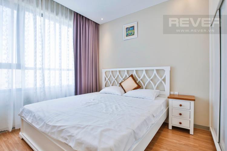 Phòng Ngủ 2 Căn hộ The Gold View 2 phòng ngủ tầng cao A1 view sông