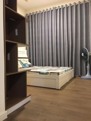 Phòng ngủ Lux Garden Quận 7 Căn hộ tầng cao Lux Garden đón gió, đầy đủ nội thất.