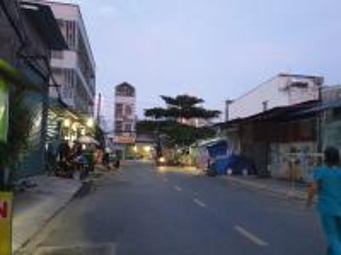 Đường nhà phố Mễ Cốc, Quận 8 Nhà phố hướng Đông Nam, diện tích 83.8m2, sổ hồng riêng.