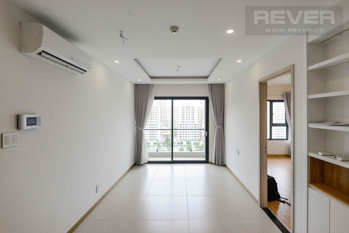 32 Bán căn hộ New City Thủ Thiêm 2PN, tầng trung, tháp Babylon, nội thất cơ bản, hướng Đông Nam, view công viên