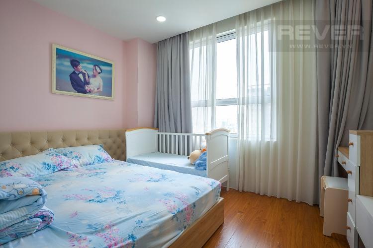 Phòng Ngủ 1 Căn hộ Lexington 2 phòng ngủ tầng cao block D đầy đủ nội thất