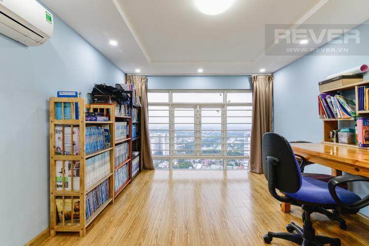 Phòng Ngủ 2 - Tầng Lửng Căn hộ Phú Hoàng Anh tầng cao 4 phòng ngủ đầy đủ nội thất