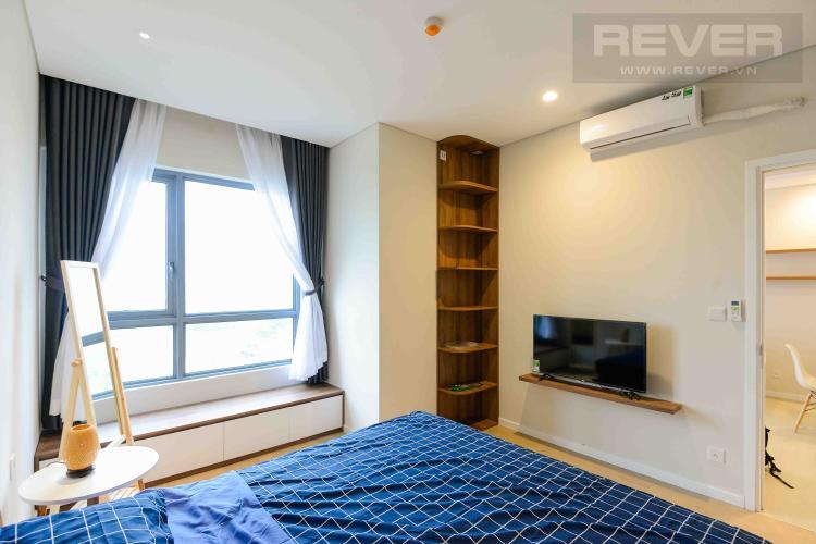 Phòng Ngủ Cho thuê căn hộ Diamond Island - Đảo Kim Cương 1PN, đầy đủ nội thất, view sông thoáng đãng