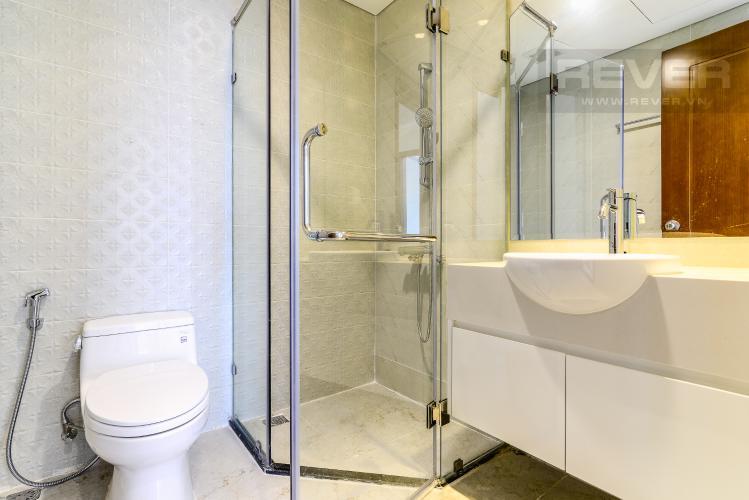 Phòng  Tắm 1 Căn hộ Vinhomes Central Park 2 phòng ngủ tầng cao L5 view hướng Tây Bắc