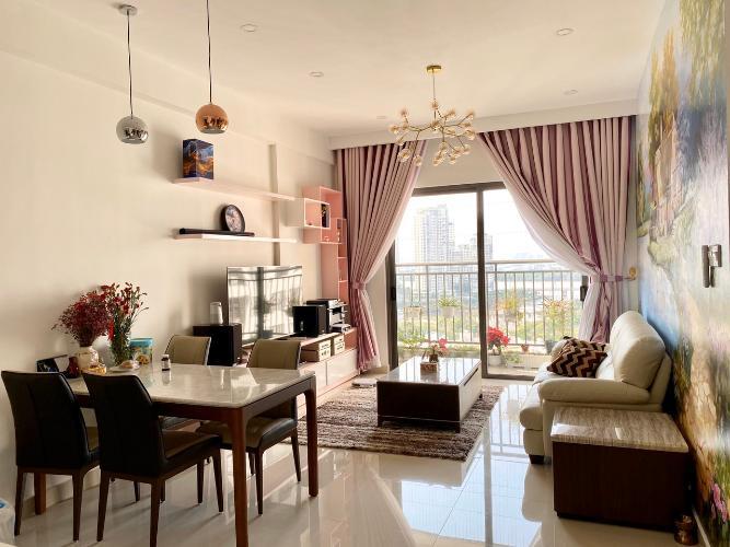 Cho thuê căn hộ The Sun Avenue 3PN, đầy đủ nội thất, ban công Đông Nam