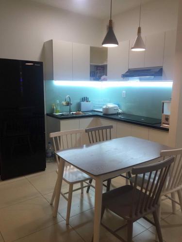 Nhà bếp căn hộ Hausneo Căn hộ chung cư HausNeo quận 9 - nội thất đầy đủ