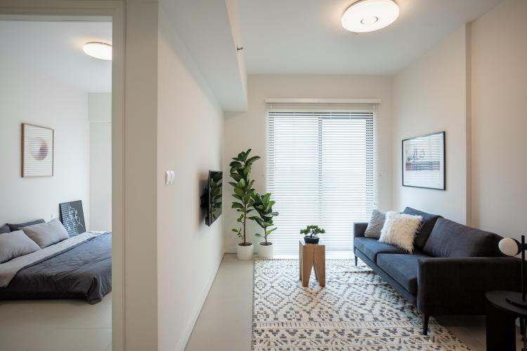 Cho thuê căn hộ Gateway Thảo Điền 1PN, tầng cao, diện tích 56m2, đầy đủ nội thất, view hồ bơi