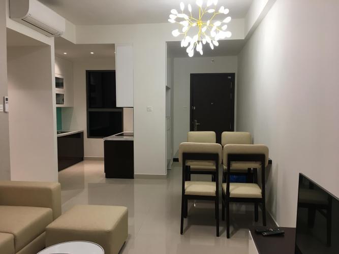 Cho thuê căn hộ The Sun Avenue 3 phòng ngủ tầng trung diện tích 96.7m2