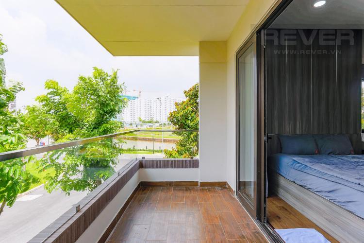 Ban Công 1 Tầng 1 Biệt thự 5 phòng ngủ dự án Valora Kikyo diện tích 290m2