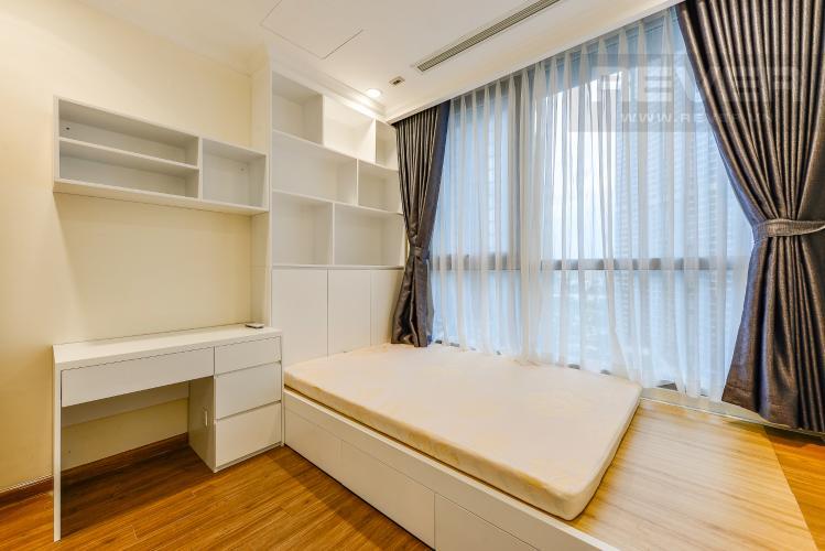 Phòng ngủ 2 Căn hộ Vinhomes Central Park 3 phòng ngủ tầng trung L5 nội thất đẹp