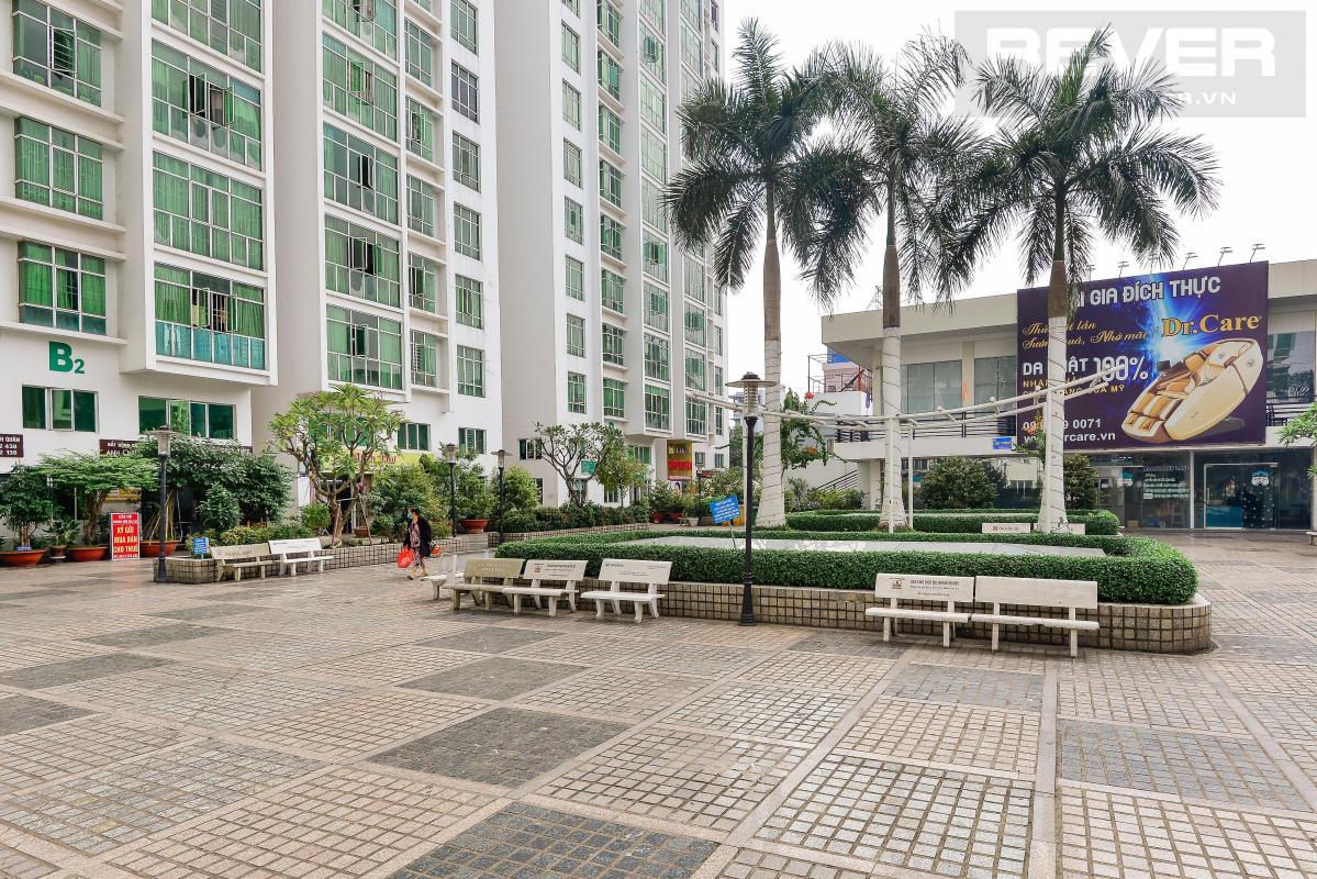 Khuôn viên chung Bán shophouse Hoàng Anh Gia Lai 1, diện tích sàn 127m2, nội thất cao cấp, đã có sổ hồng