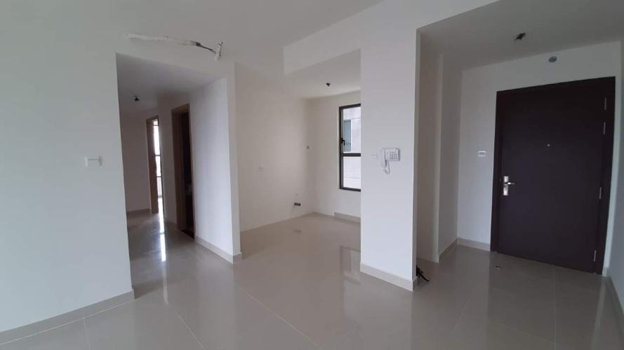 Bên trong căn hộ The Sun Avenue Bán căn hộ view thành phố - The Sun Avenue tầng thấp, 3 phòng ngủ, diện tích 95.9m2, nội thất cơ bản.