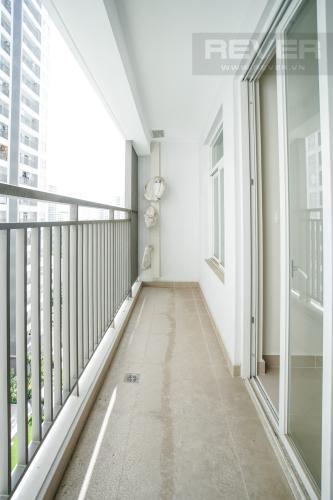 Ban Công Bán căn hộ Sunrise Riverside 3PN, tầng thấp, diện tích 81m2, không có nội thất