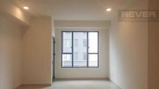 Cho thuê căn hộ officetel The Tresor, tháp TS1, diện tích 39m2, không có nội thất, hướng Đông Nam