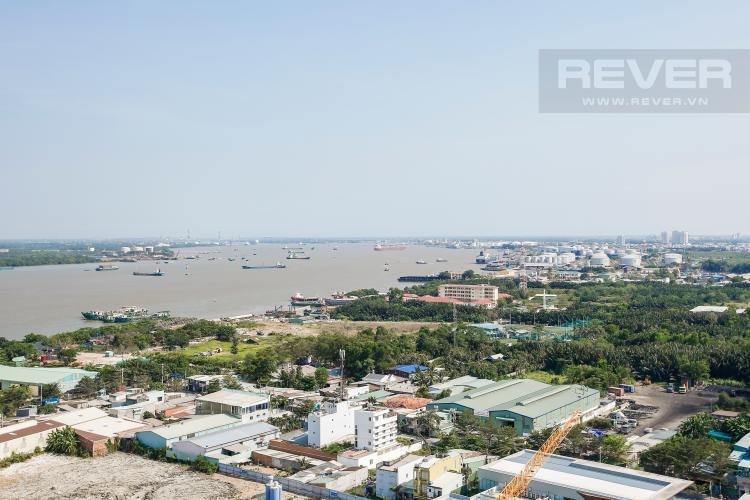 View Căn hộ An gia Skyline 2 phòng ngủ tầng cao AG hướng Nam