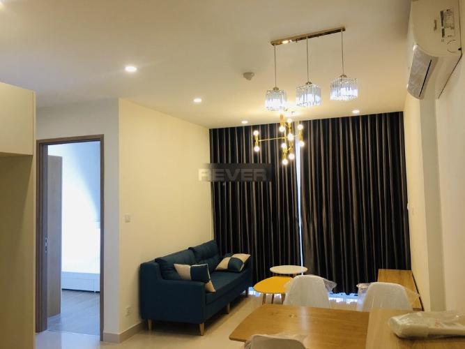 Phòng khách Vinhomes Grand Park Quận 9 Căn hộ Vinhomes Grand Park hướng Bắc, đầy đủ nội thất.