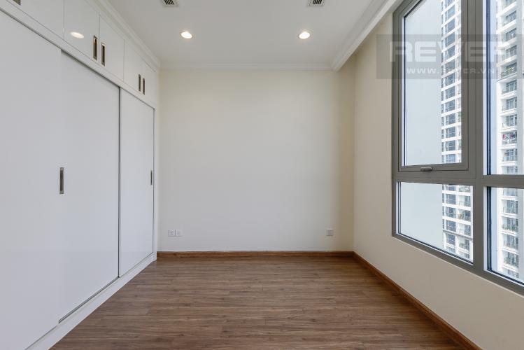 Phòng ngủ 2 Căn góc Vinhomes Central Park tầng thấp Central 1 nội thất cơ bản