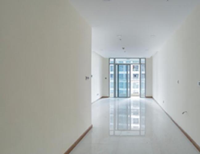 Không gian căn hộ Vinhomes Central Park Căn hộ tầng cao Vinhomes Central Park trang bị nội thất cơ bản.