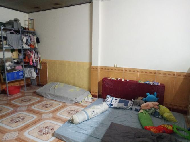 Phòng ngủ nhà phố Hoàng Hữu Nam, Quận 9 Nhà phố hẻm Hoàng Hữu Nam đầy đủ nội thất, hướng Đông Bắc.