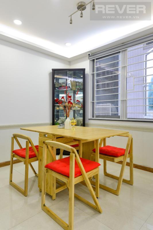 Bàn ăn Bán shophouse Hoàng Anh Gia Lai 1, diện tích sàn 127m2, nội thất cao cấp, đã có sổ hồng