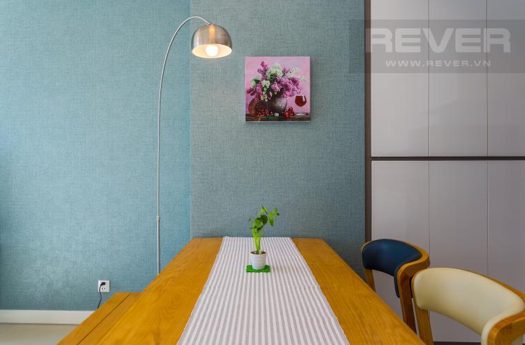 Bàn Ăn Bán và cho thuê căn hộ Aspen Gateway Thảo Điền tầng cao, 1PN, đầy đủ nội thất