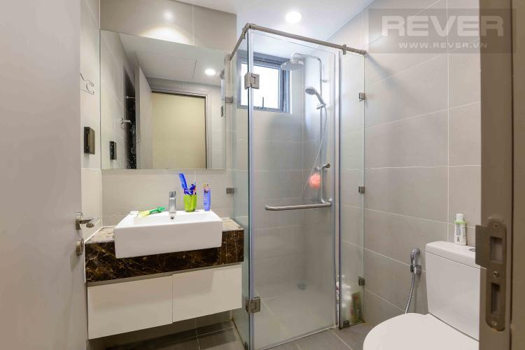 Toilet 2 Bán căn hộ The Gold View tầng cao 2PN, đầy đủ nội thất, view sông thoáng đãng
