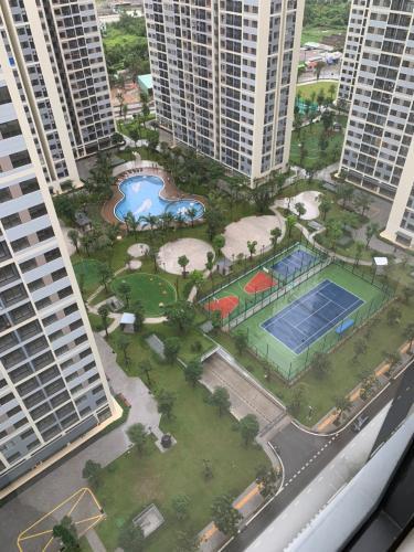 Tiện ích căn hộ Vinhomes Grand Park Căn hộ Vinhomes Grand Park nội thất cơ bản view nội khu thoáng mát.