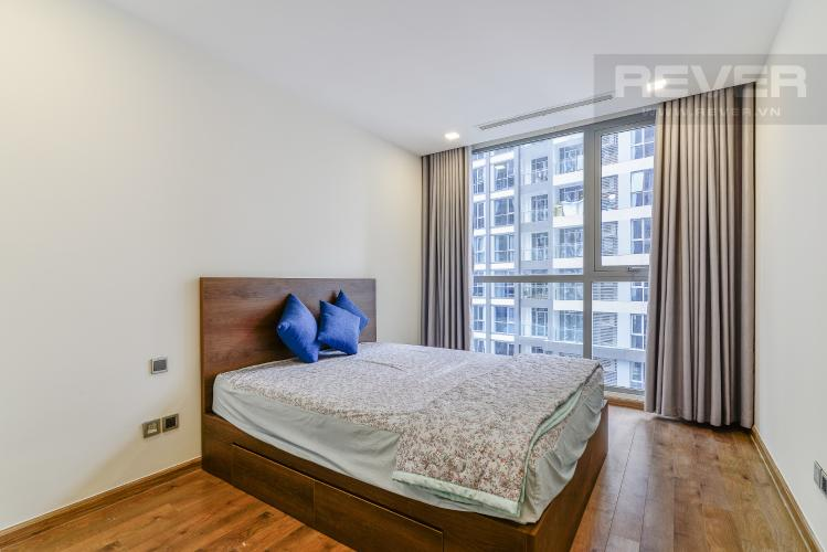 Phòng Ngủ 2 Căn hộ Vinhomes Central Park 2 phòng ngủ tầng trung Park 3