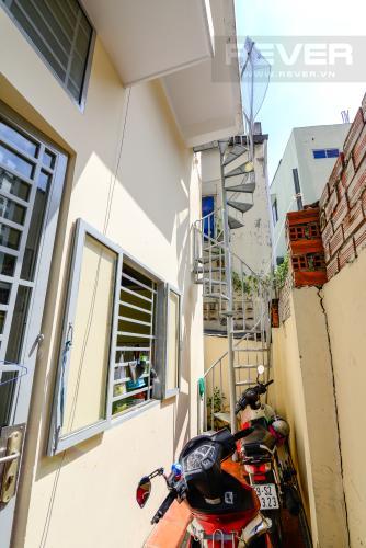 Thang Bộ Bán nhà phố hẻm đường Yên Đỗ, 2 tầng, 4 phòng ngủ, cách chợ Bà Chiểu 100m