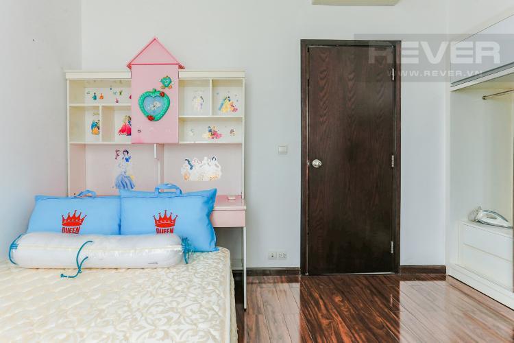 Phòng Ngủ 3 Căn hộ Sunrise City tầng thấp, tháp V6, 3 phòng ngủ, full nội thất